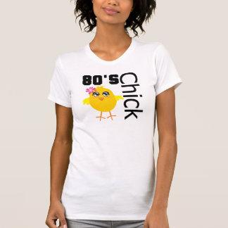80's Chick Tee Shirt
