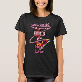 80's Child Rocker or Raver eighties music lover T-Shirt
