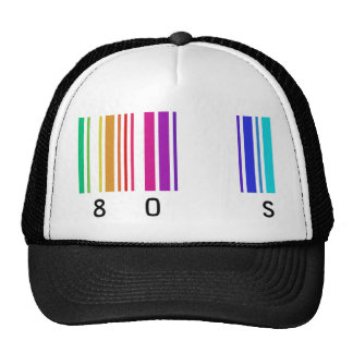 80s color design! cap
