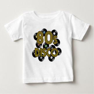 80s disco vinyl records baby T-Shirt