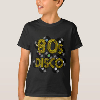 80s disco vinyl records T-Shirt