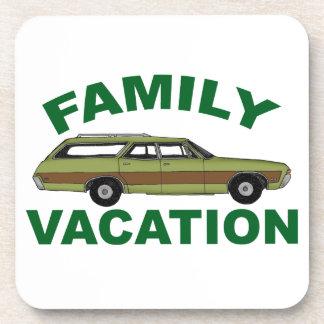 80s Family Vacation Coaster