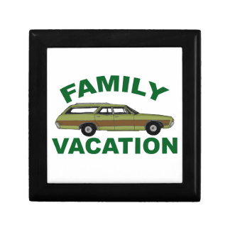 80s Family Vacation Gift Box