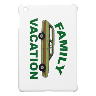 80s Family Vacation iPad Mini Cases