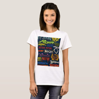 80s Hair Bands T-Shirt