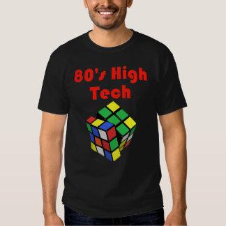 80's High Tech Men's Dark T-Shirt
