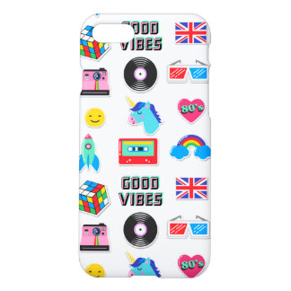 80's Icons iPhone 7 Case