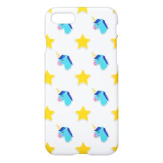 80's Icons Unicorns and Stars iPhone 7 Case