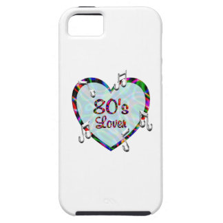80s Lover Cover For iPhone 5/5S