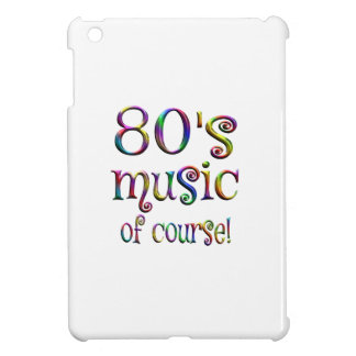 80s Music of Couse iPad Mini Cover