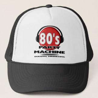 80's Party Machine Trucker Hat