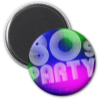 80s Party Fridge Magnets