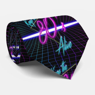 80's Party Necktie