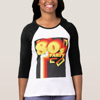 80s Party T-Shirt