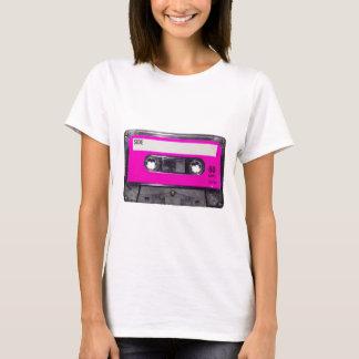 80's Pink Label Cassette T-Shirt