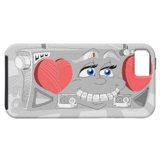 80's Platinum Stereo (iPhone 5) 5G Case