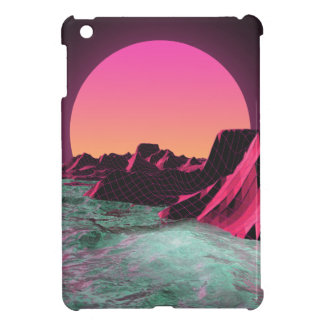 80's R I S E R Cover For The iPad Mini