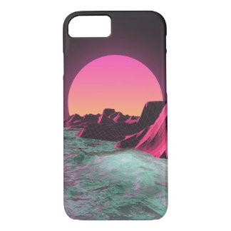80's R I S E R iPhone 8/7 Case