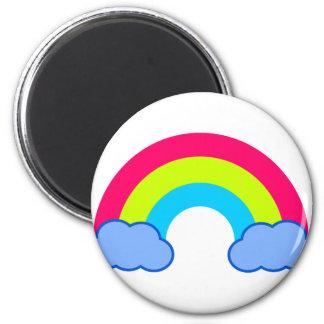 80s Rainbow Magnets