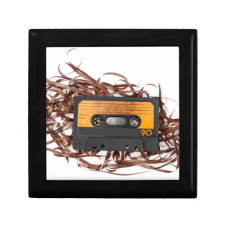 80's Retro Design - Audio Cassette Tape Gift Box
