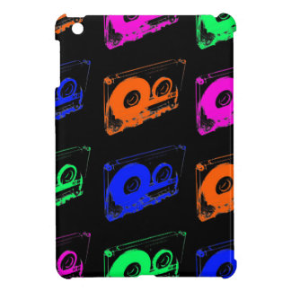 80's Retro Design - Audio Cassette Tapes Cover For The iPad Mini