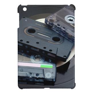 80's Retro Design - Audio Cassette Tapes iPad Mini Cover