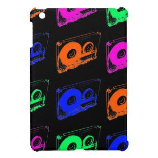 80's Retro Design - Audio Cassette Tapes iPad Mini Covers