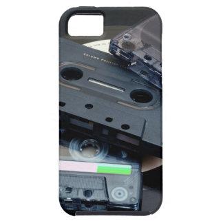 80's Retro Design - Audio Cassette Tapes iPhone 5 Cover