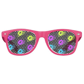 80's Retro Design - Audio Cassette Tapes Retro Sunglasses