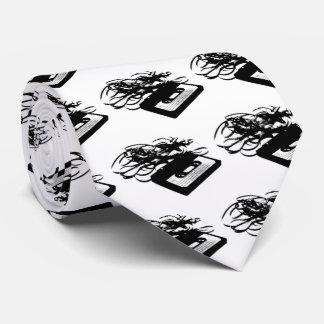 80's Retro Design - Audio Cassette Tapes Tie