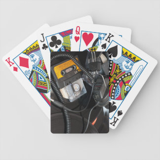 80's Retro Design Bicycle Playing Cards