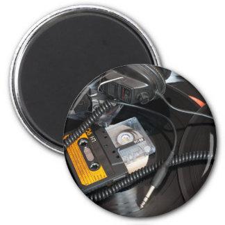 80's Retro Design Magnet