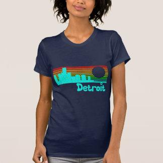 80s Retro Vintage Detroit T-Shirt