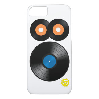 80's Retro Vinyl Record iPhone 7 iPhone 7 Case