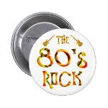 80's Rock Button