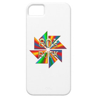 80s Rock iPhone 5 Covers