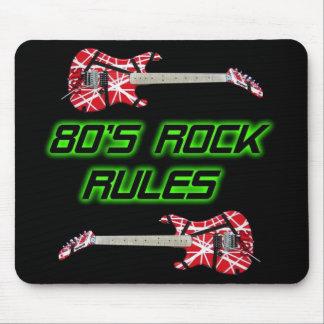 80's Rock Rules Mousepad