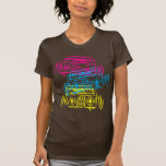 80's Stenciled Boomboxes Tshirts