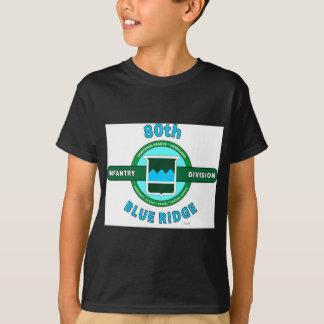 "80TH INFANTRY DIVISION ""BLUE RIDGE"" DIVISION T-Shirt"