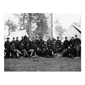 80th New York Infantry: 1863 Postcard