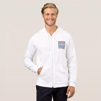811 Films Trans Logo hoodie