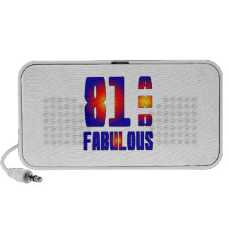 81 And Fabulous iPod Speakers