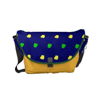 $82,95 / € 71,75  Colorful school bag Courier Bag