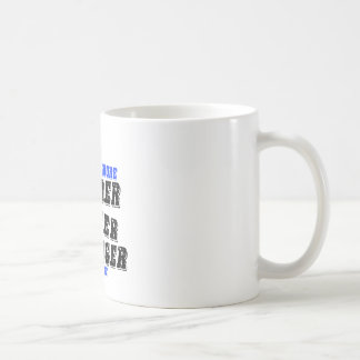82 More Harder Faster Stronger With Age Coffee Mug