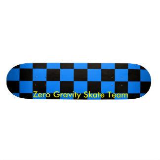 82aekw6, Zero Gravity Skate Team 21.6 Cm Skateboard Deck
