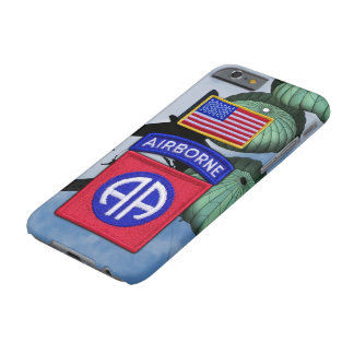 82nd ABN airborne division fort bragg veterans Barely There iPhone 6 Case