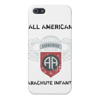 82nd Airborne All American iPhone 5 Covers