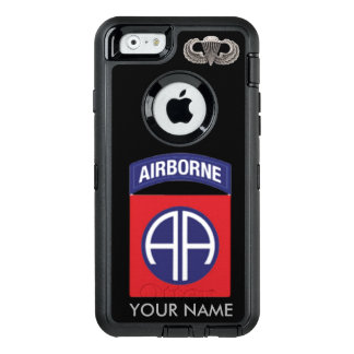 82nd Airborne Division  (All American) OtterBox Defender iPhone Case