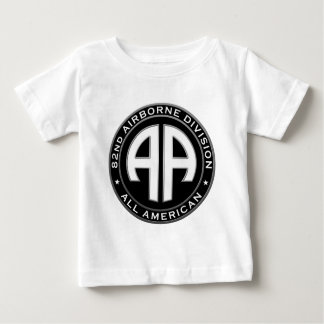 82nd Airborne Division Casual Patch Baby T-Shirt