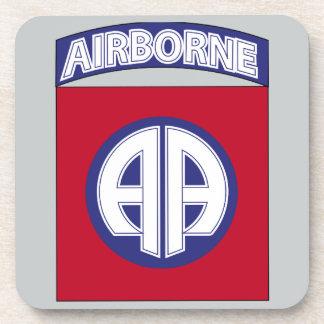 82nd Airborne Division - Combat Service Coaster